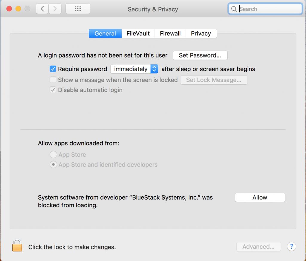 BlueStacks Download Mac