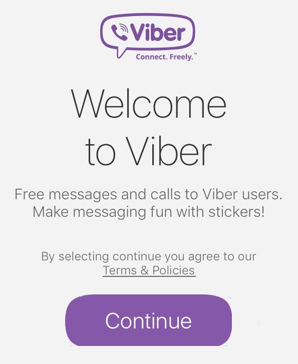Viber for Windows Phone