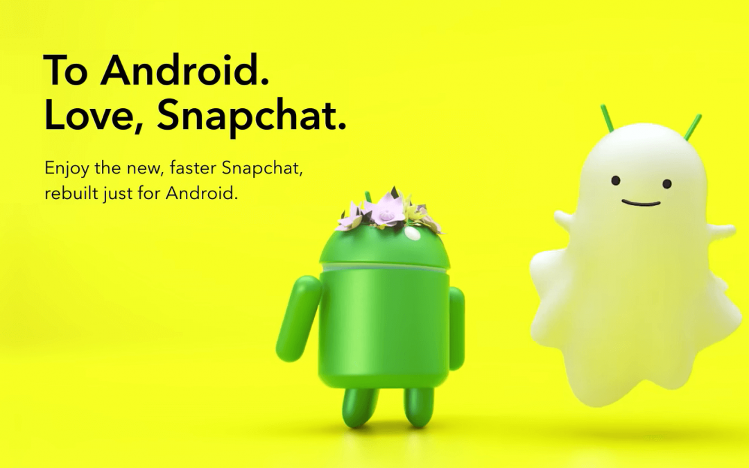 Snapchat Apk for Android Download [New Version 2019]