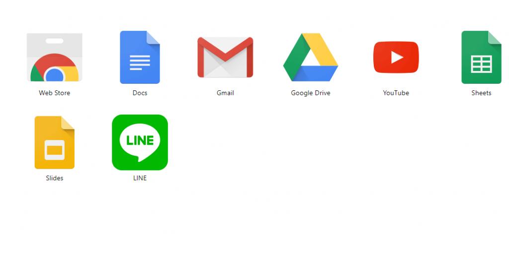 LINE on Web