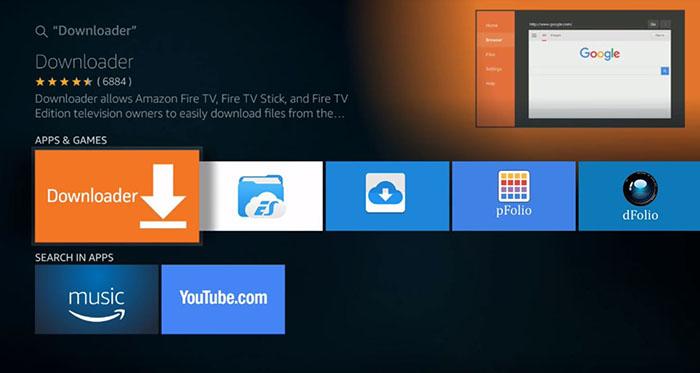 Choose Downloader