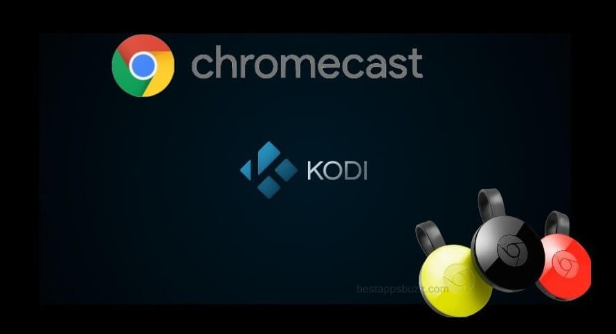 Kodi for Chromecast