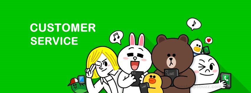 LINE Customer Service | Help Center & Inquiry Form