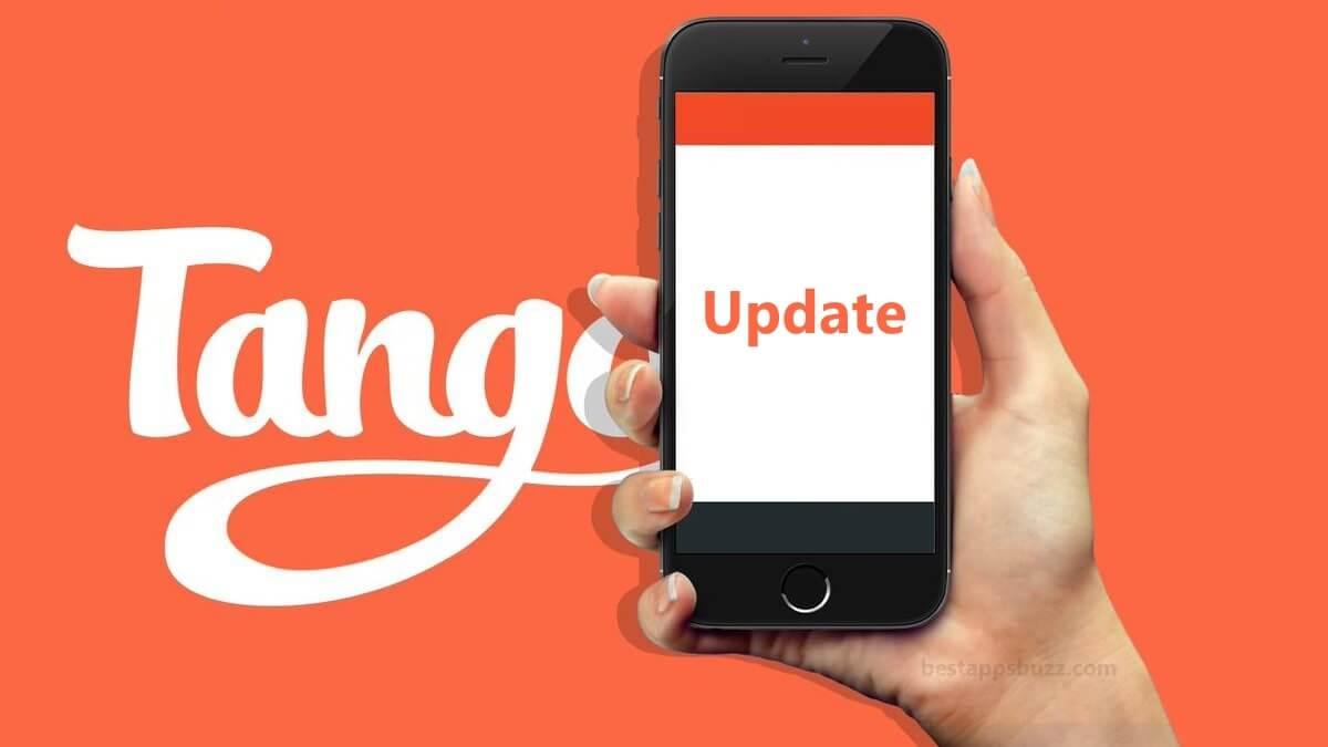 Update Tango