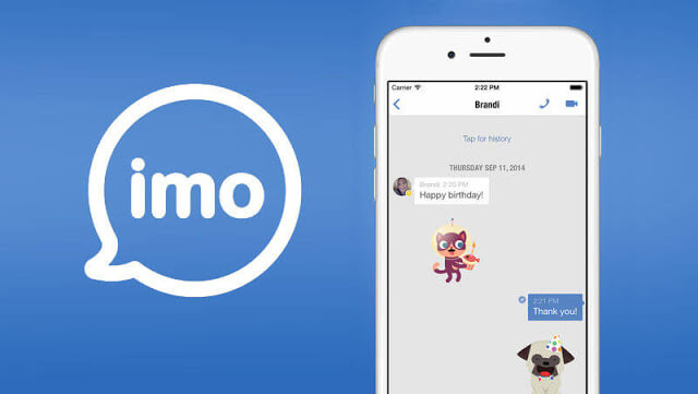 imo for iOS – iPhone/ iPad Download (Latest Version)