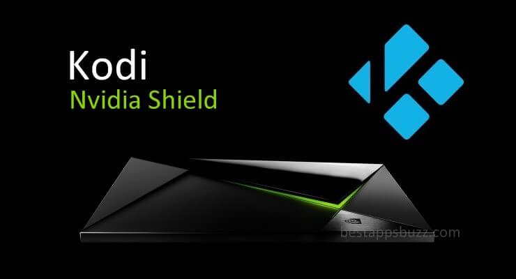 Kodi for Nvidia Shield TV
