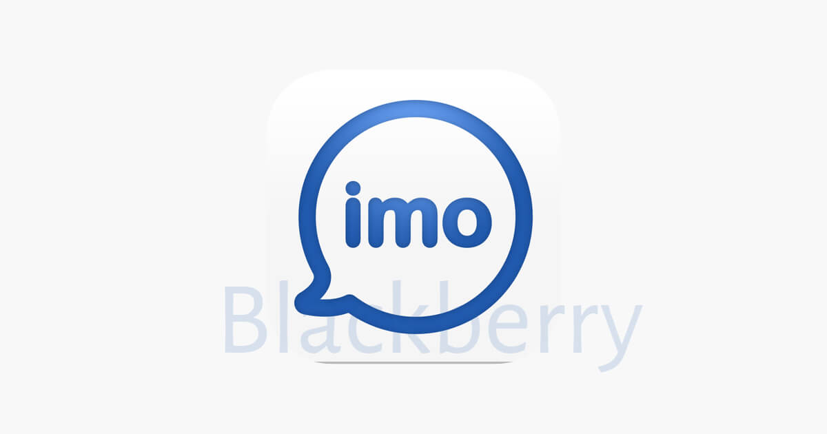 imo for Blackberry