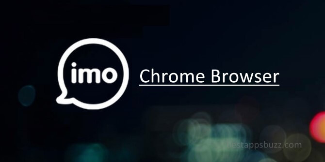 imo for Chrome Browser [using Chrome Extension]