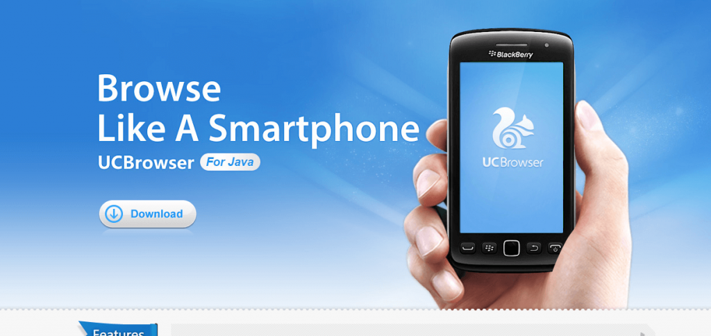 UC Browser for Java Download