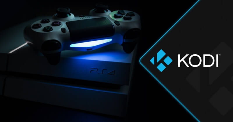 Kodi for PS4 and PS3 [Best Streaming Alternatives]