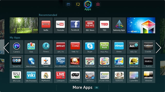 Plex App for Samsung TV