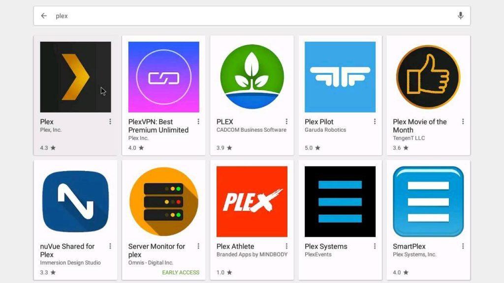 Select Plex