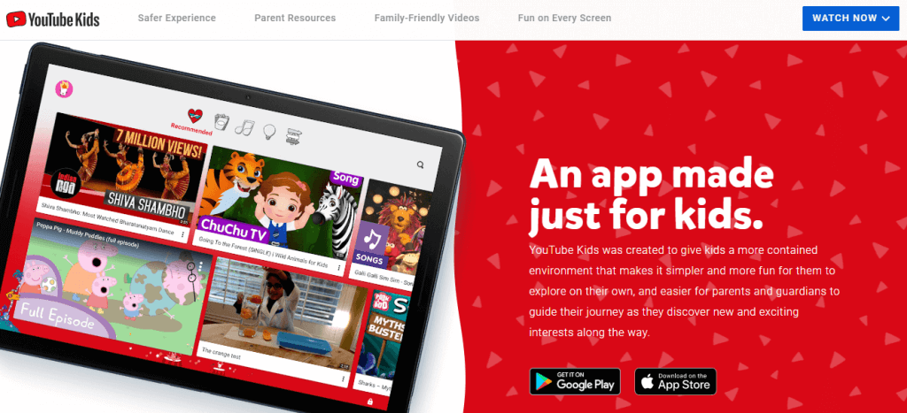 YouTube Kids for Mac Download