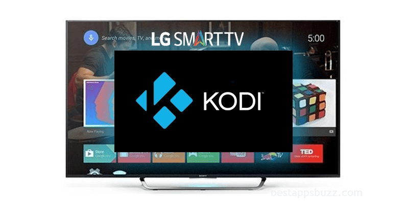 How to Install Kodi on WebOS LG Smart TV [2020]