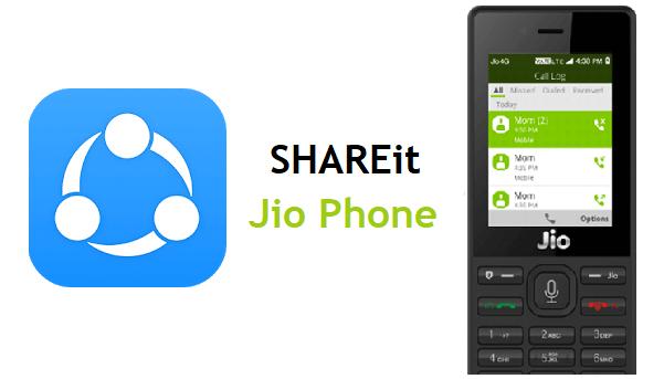 shareit for jio phone