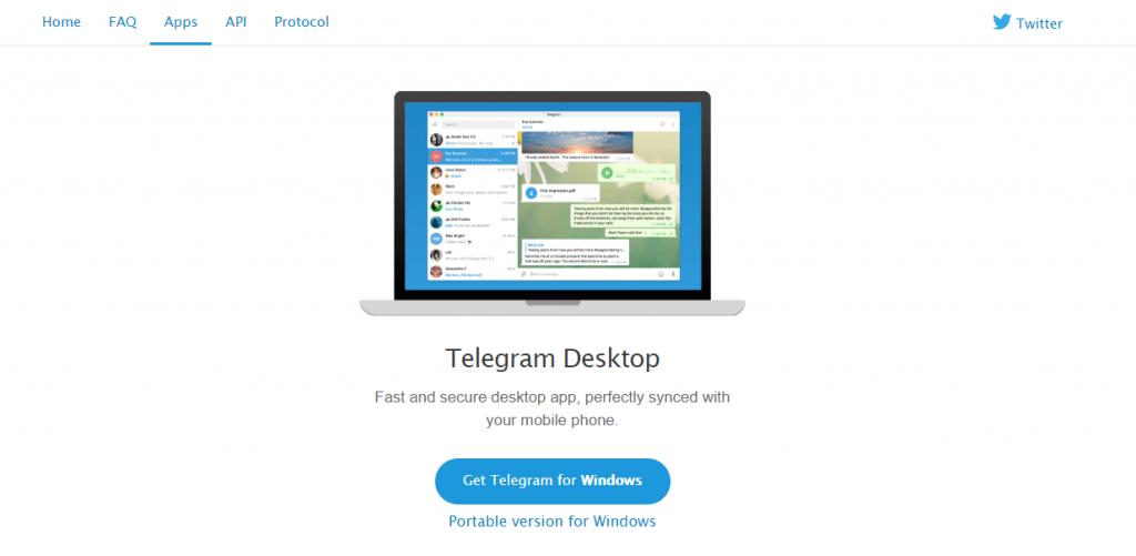 Telegram for Windows Download