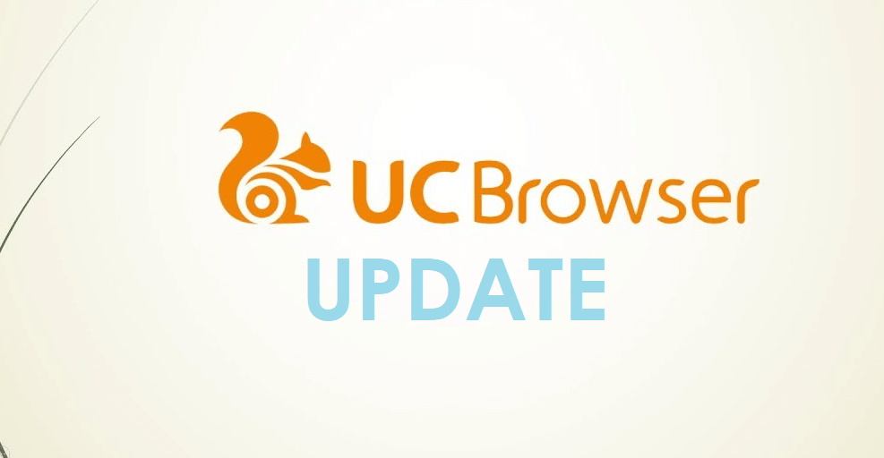 Update UC Browser