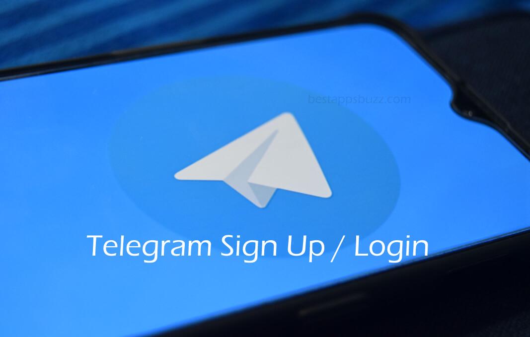 Telegram Login