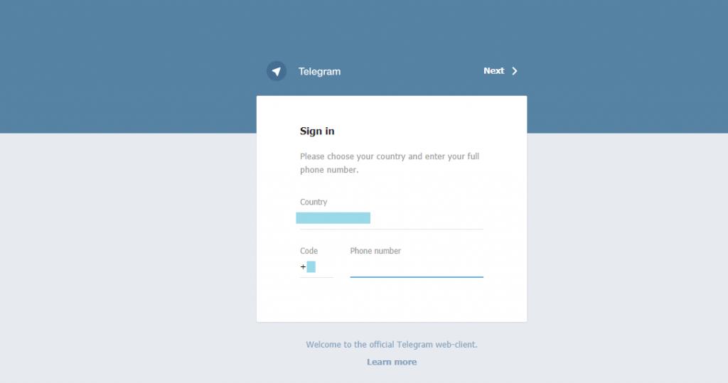 Telegram Web Download