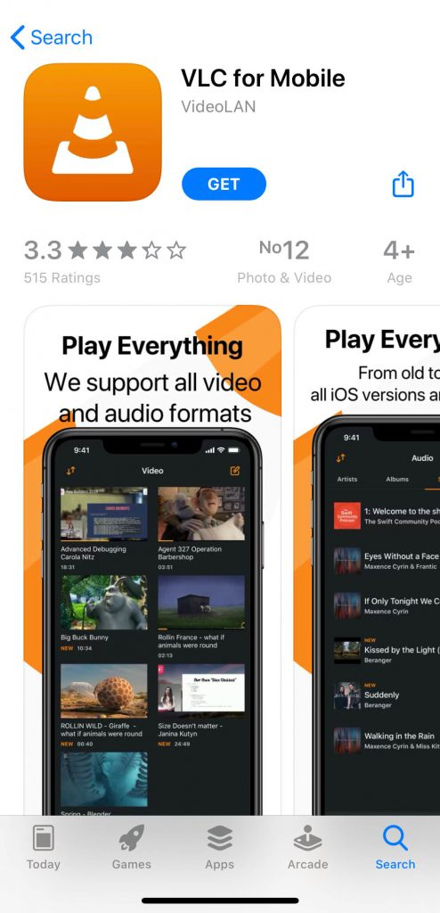 VLC for iPad Download