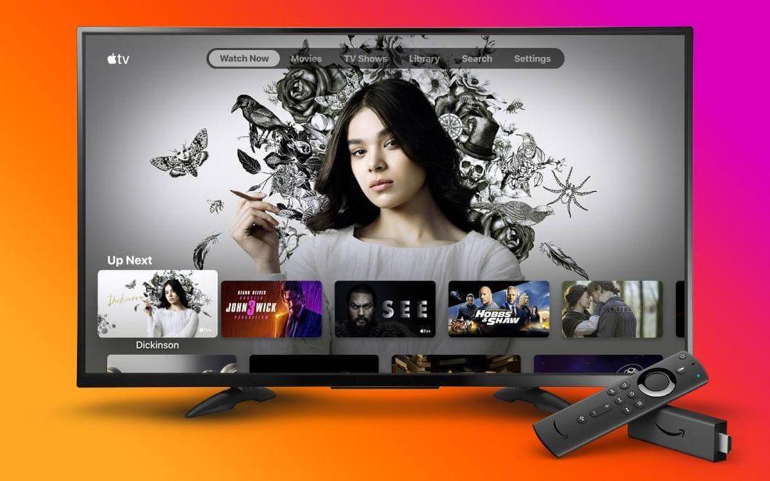 How to Stream Apple TV on Firestick/Fire TV