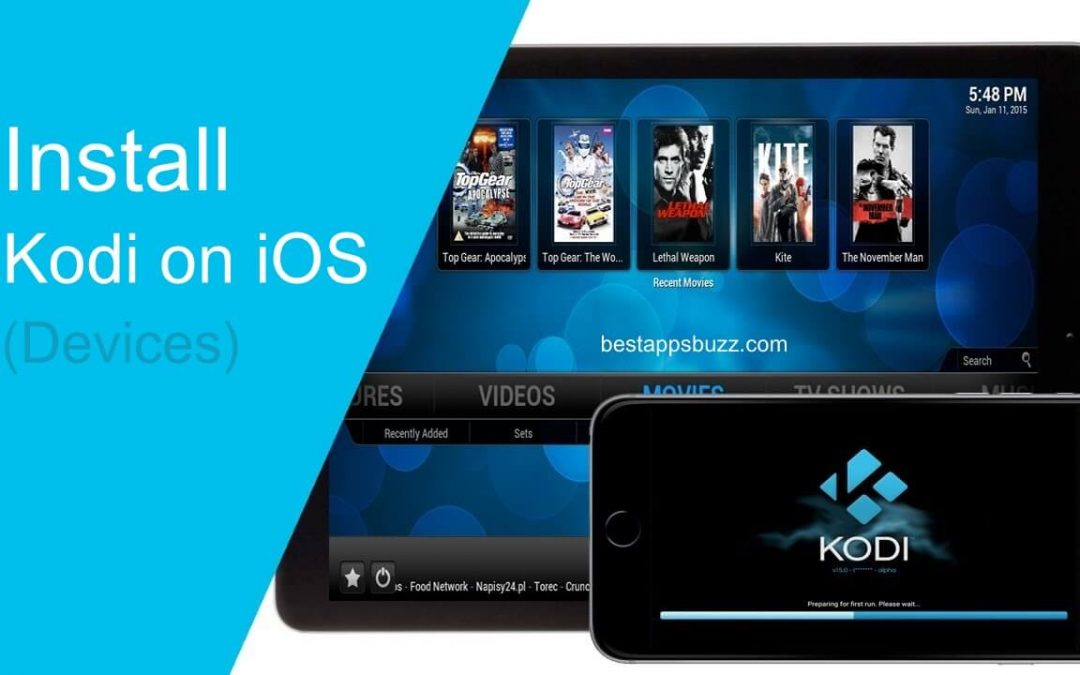 Kodi for iOS