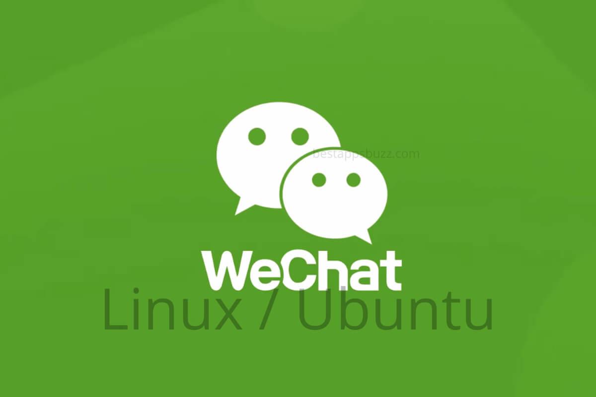 WeChat for Linux Ubuntu