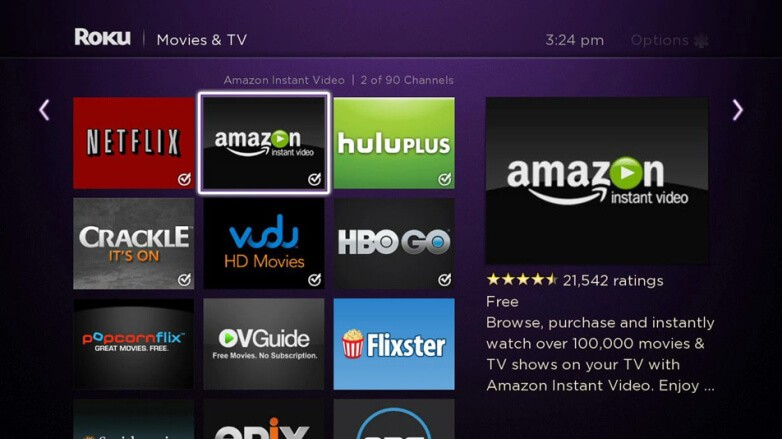 How to Install Amazon Prime Video on Roku [Guide]